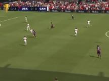 USA 1:0 Kanada