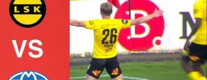 Lillestrom 1:0 Molde FK