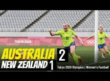 Australia 2:1 Nowa Zelandia