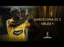 Barcelona SC 3:1 Velez Sarsfield