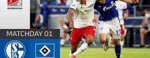 Schalke 04 1:3 Hamburger SV