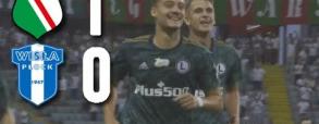 Legia Warszawa 1:0 Wisła Płock