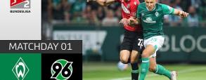 Werder Brema 1:1 Hannover 96