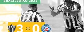 Atletico Mineiro 2:1 Bahia