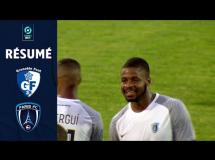 Grenoble 0:4 Paris FC