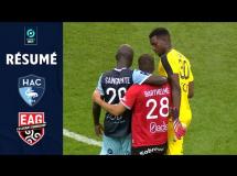 Le Havre 0:0 Guingamp