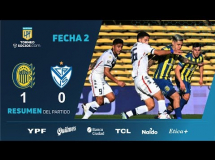 Rosario Central 0:2 Velez Sarsfield