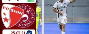 FC Sion 1:2 Servette