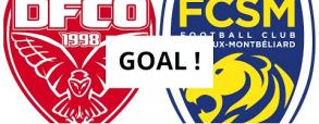 Dijon 1:3 Sochaux