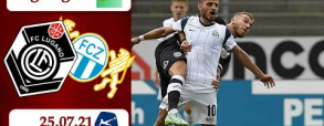 Lugano 3:4 FC Zurich