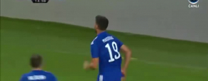 Neftci Baku 0:1 Olympiakos Pireus