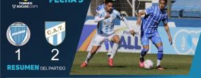 Godoy Cruz 1:2 Atletico Tucuman