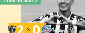 Atletico Mineiro 2:0 Bahia