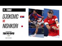 Novak Djoković 3:5 Kei Nishikori