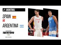 Hiszpania 81:71 Argentyna