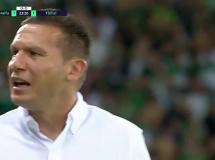 Maccabi Haifa 5:1 Dinamo Tbilisi