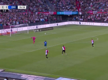 Feyenoord 3:2 Drita