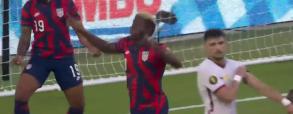 Katar 0:1 USA