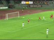 Partizani 0:2 FC Basel