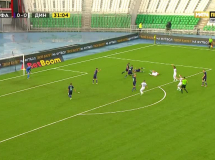 FC Ufa 2:3 Dynamo Moskwa