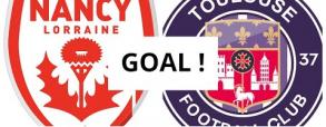 Nancy 0:0 Toulouse