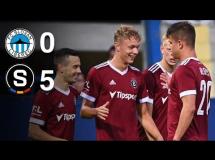 Slovan Liberec 0:5 Sparta Praga