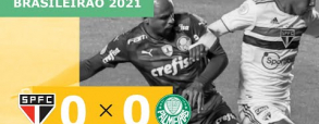 Sao Paulo 0:0 Palmeiras