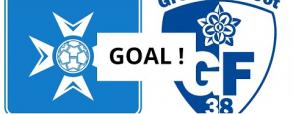 Auxerre 1:2 Grenoble