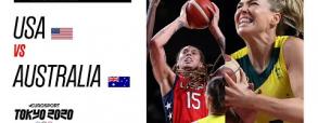 Australia 90:89 USA
