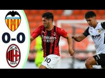 Valencia CF 1:1 AC Milan
