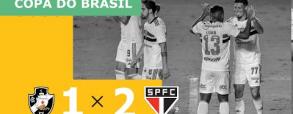 Vasco da Gama 1:1 Sao Paulo