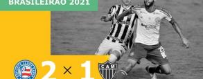 Bahia 2:1 Atletico Mineiro