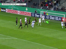 SV Sandhausen 0:4 RB Lipsk