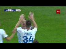 Zoria Ługańsk 1:2 Dynamo Kijów