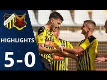 Hacken 5:0 Östersunds FK