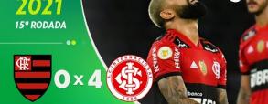 Flamengo 0:4 Internacional