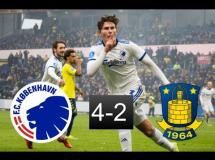 FC Kopenhaga 4:2 Brondby IF