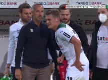 Kaiserslautern 0:1 Borussia Monchengladbach