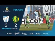 Atletico Tucuman 2:2 Aldosivi