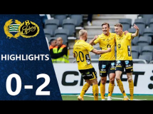 Hammarby 0:2 Elfsborg