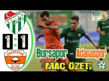 Bursaspor 1:1 Adanaspor