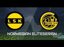 Lillestrom 0:1 FK Bodo/Glimt