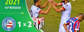 Bahia 1:2 Atletico Goianiense
