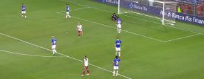 Sampdoria 3:2 Alessandria