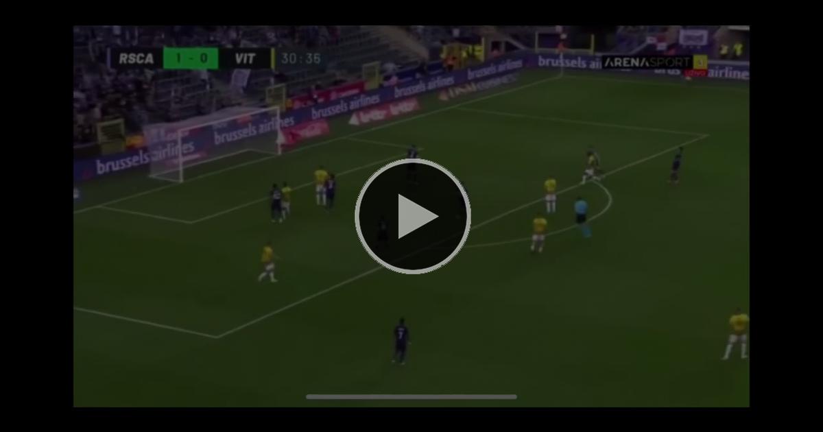 Anderlecht 2:2 Vitesse skrót meczu. Bramki, wideo i wynik ...