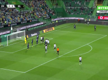 Sporting Lizbona 2:0 Os Belenenses