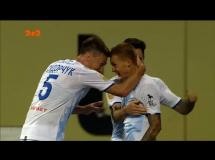 Dynamo Kijów 4:0 Desna