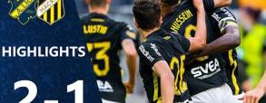 AIK Stockholm 2:1 Hacken