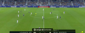 Levante UD 0:1 Real Madryt