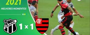Ceara 1:1 Flamengo